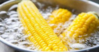 Как правильно варить кукурузу, чтобы она была вкусной