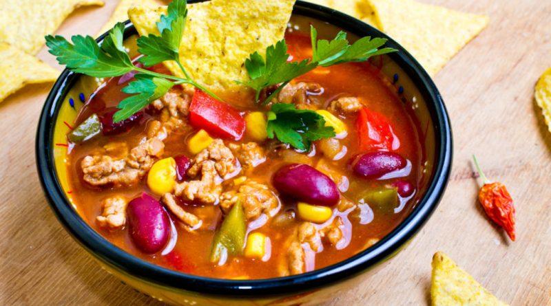 Мексиканский суп