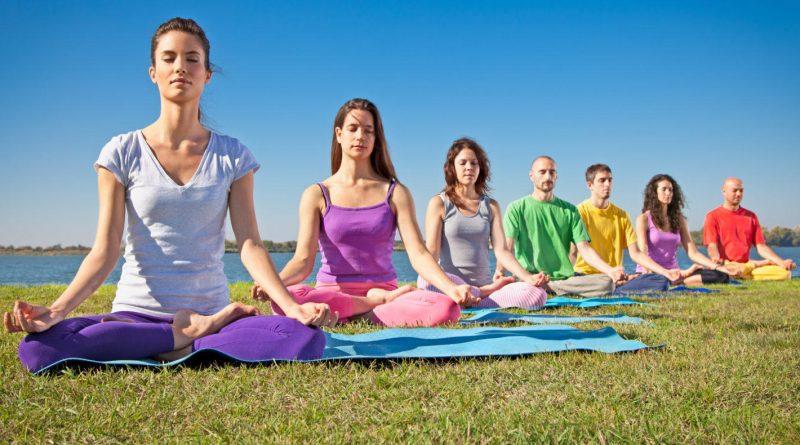 Несколько фактов о йоге