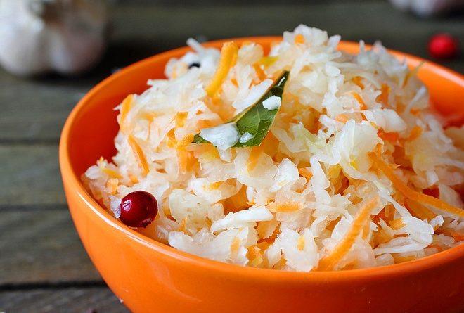 Маринованная капуста: рецепт быстрого приготовления