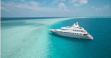 Самые роскошные отели на Мальдивах (фото отеля - неделя отдыха 4,5 млн.)