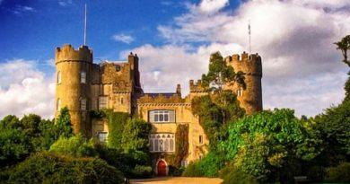 Привидения ирландского замка Малахайд