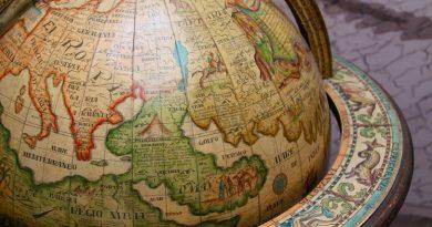 Откуда произошли названия всех стран в мире