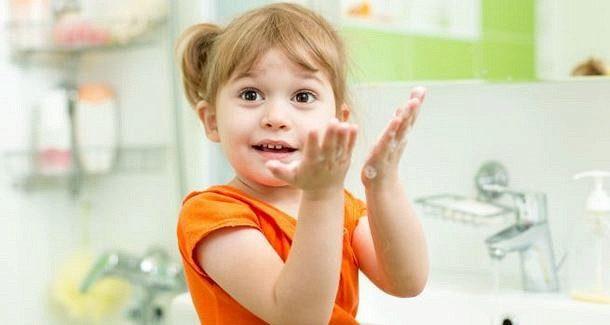 Хорошие привычки малышей