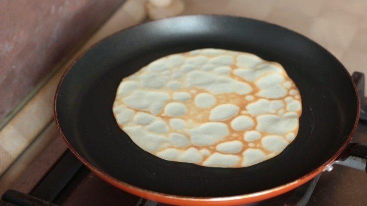 Хрустящие сахарные вафли на сковороде, без всякой вафельницы