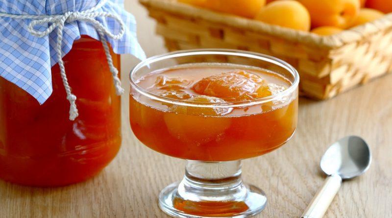 Варенье из абрикосов без стерилизации