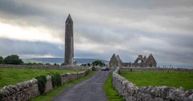 Зачем ехать в Ирландию?