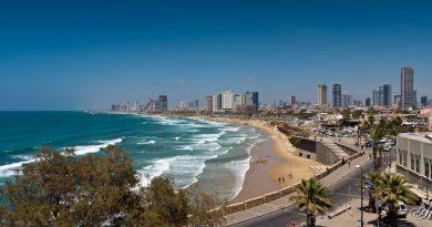 1. Тель-Авив, Израиль.