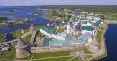 Соловки – гордость Севера России