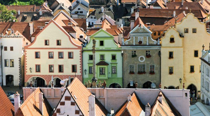 6 самых интересных городов Чехии