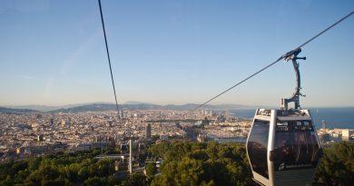 6 самых роскошных видов на Барселону