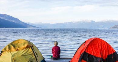 Самые лучшие маршруты для путешествия с палаткой