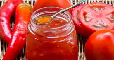 Томатный джем или вкусный соус к мясу