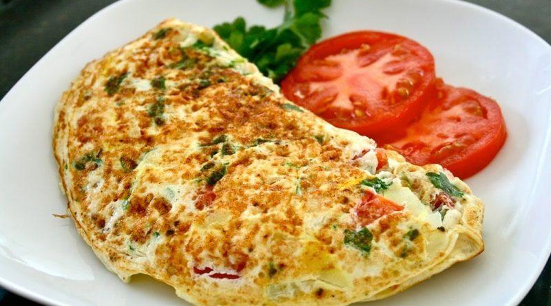 Белковый завтрак для самых стройных