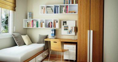 Как обустроить маленькую комнату?