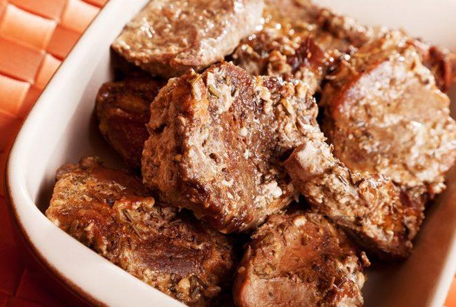 Свинина в рукаве: рецепт аппетитного ужина