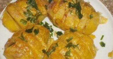 Картофель, запеченный по-швейцарски