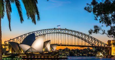 5 интересных Австралийских достопримечательностей