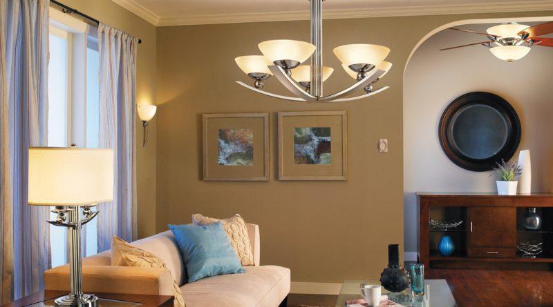 Как правильно подобрать освещение в квартире