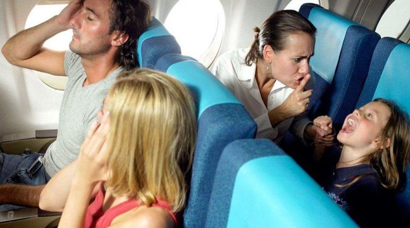 Стало известно, что раздражает россиян во время перелетов