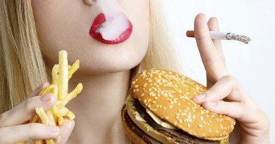 Привычки, от которых мы толстеем