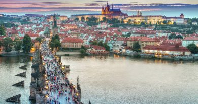 Факты о Праге.