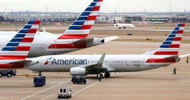 В самолете авиакомпании American Airlines пассажирам пришлось использовать бутылки, чтобы сходить в туалет