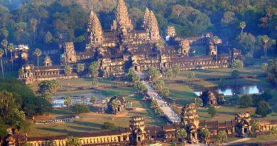 Затерянный храм Ангкор Ват