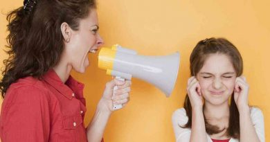 Как не кричать на ребенка?