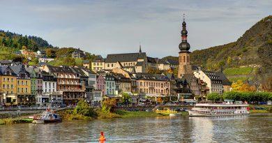 5 уютных городков Германии
