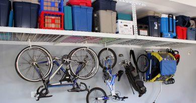 6 продуктивных советов по наведению порядка в гараже