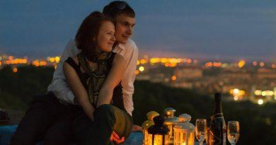 5 лучших мест для романтических свиданий в Москве