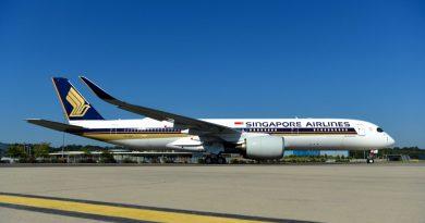 Самый длительный беспосадочный рейс в истории авиации запущен авиакомпанией Singapore Airlines