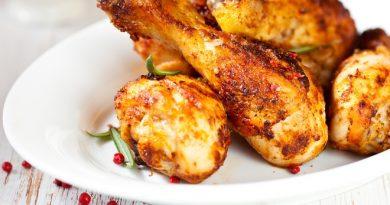 Куриные ножки в духовке: рецепт с ароматными специями