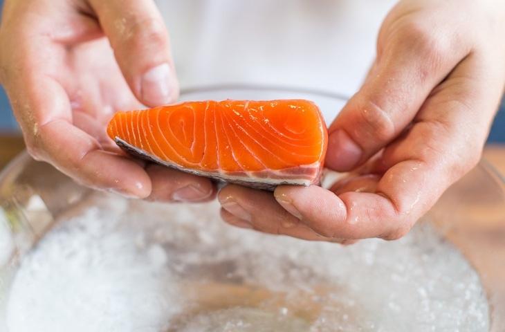8 ошибок при жарке рыбы