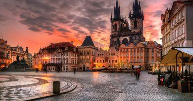 Красивые, но малоизвестные города Европы