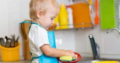 7 правил для родителей самостоятельных детишек.