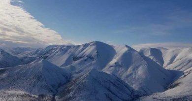 Пилот в Якутии четыре дня воевал с пургой и ел снег