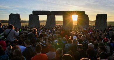Безумные фестивали Великобритании