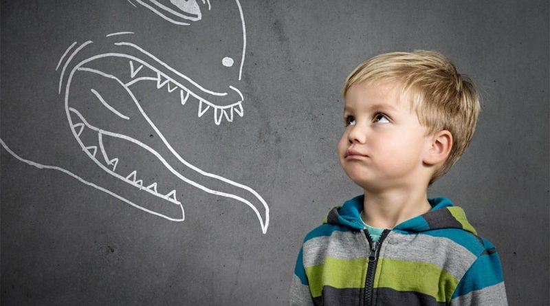 Детские страхи и их причины