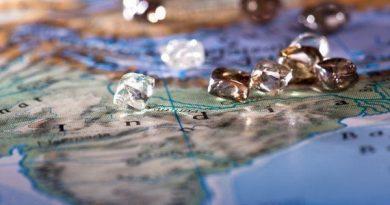Малоизвестные факты об алмазах
