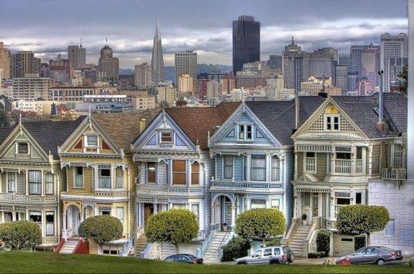 Сан-Франциско. Город, построенный на кораблях