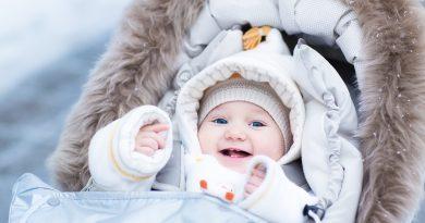 Как одеть малыша по погоде?⠀
