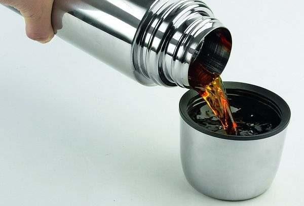 Несколько советов избавить термос от запахов