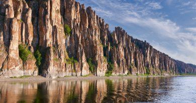 Интересные места для отдыха в России
