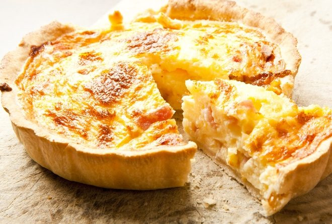 Лоранский пирог: три разных рецепта