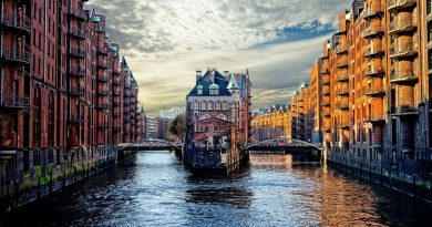 Чем заняться в Гамбурге?