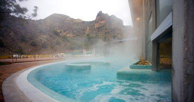 Термальные курорты северной Испании