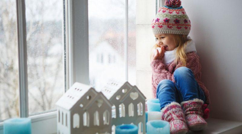 Как правильно утеплить окна?