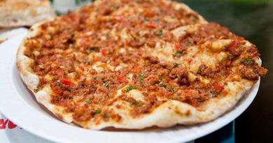 Пицца и ее родственники со всего света